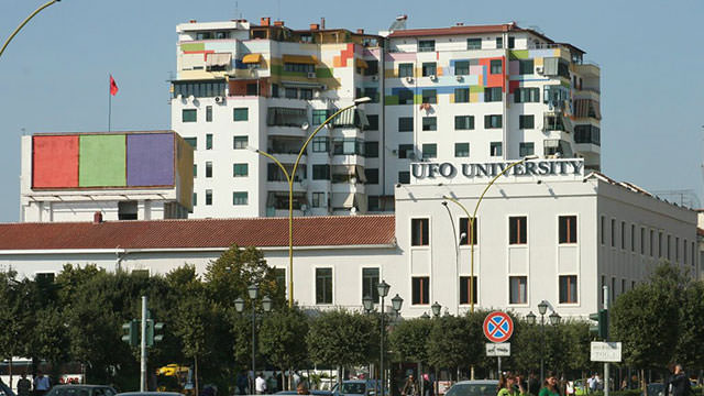 albanian university collegetimes
