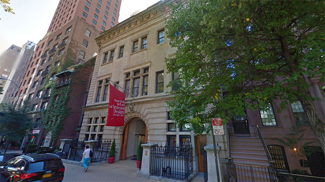 New york school of interior design collegetimes for 170 east 70th street