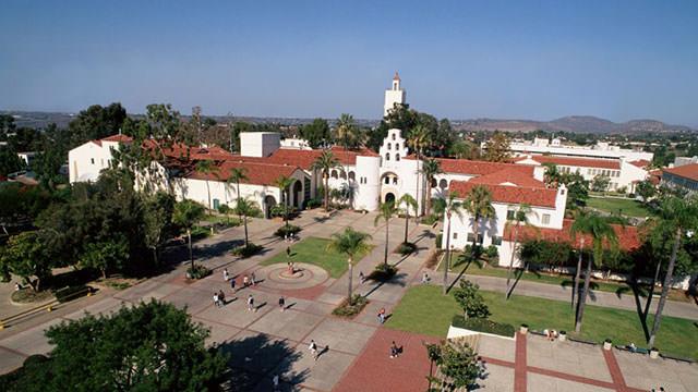 San diego state college sluts