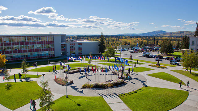 Colleges in Alaska - List of Colleges and Universities in ...